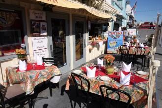 Cafe Fina Monterey CA Seafood