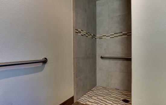 The Stevenson Monterey - Roll-In Shower