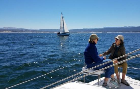 Monterey Bay Sailing