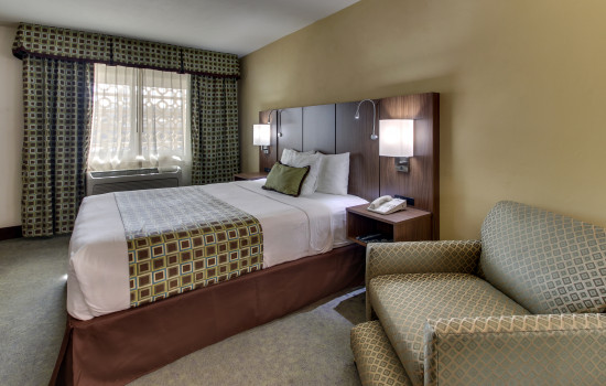 The Stevenson Monterey - Queen Room