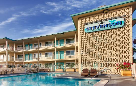 The Stevenson Monterey - Welcome To The Stevenson Monterey